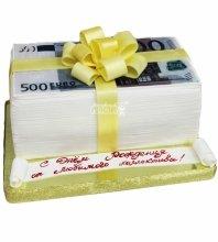 №4138 Торт деньги