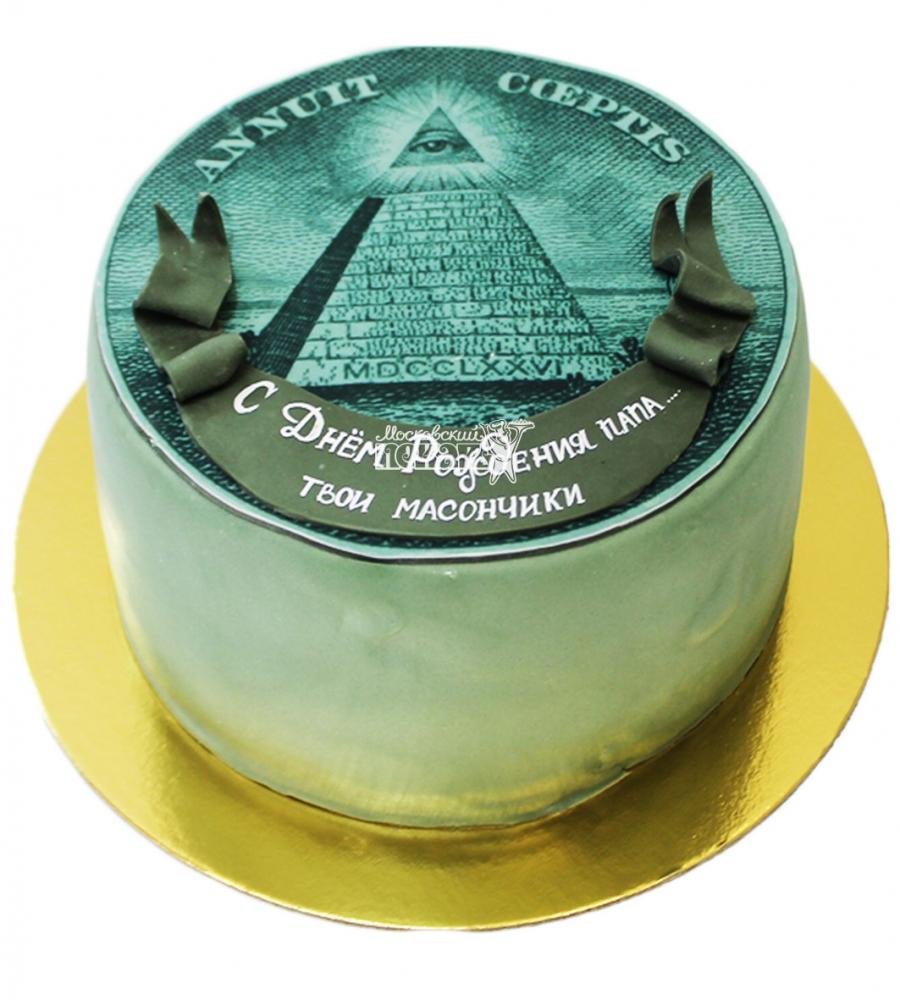 №4139 Торт на день рождения