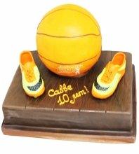 №4143 Торт баскетбол