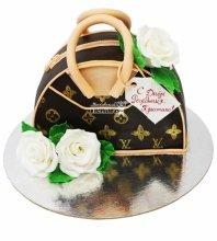 №4145 Торт сумка