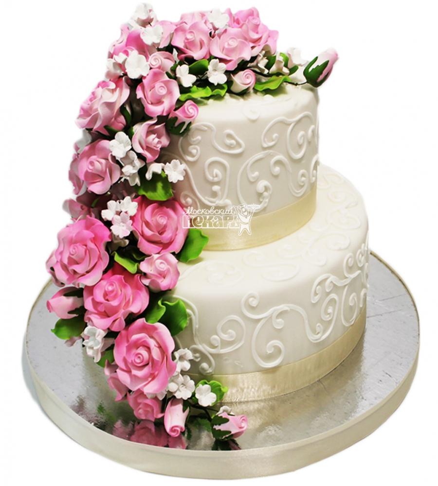 №4152 Свадебный торт