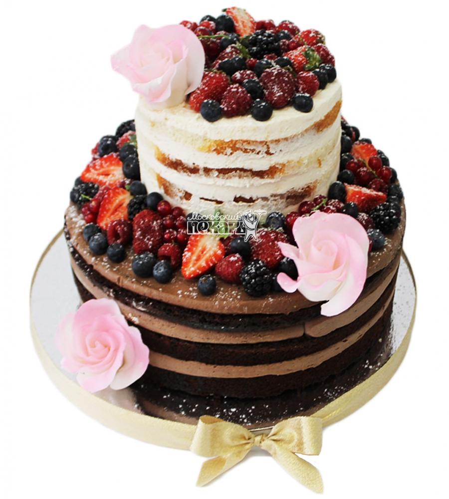 №4164 Свадебный торт