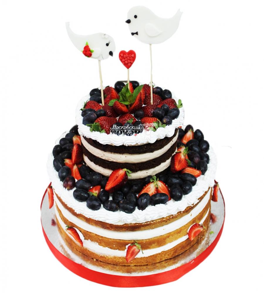 №4167 Свадебный торт