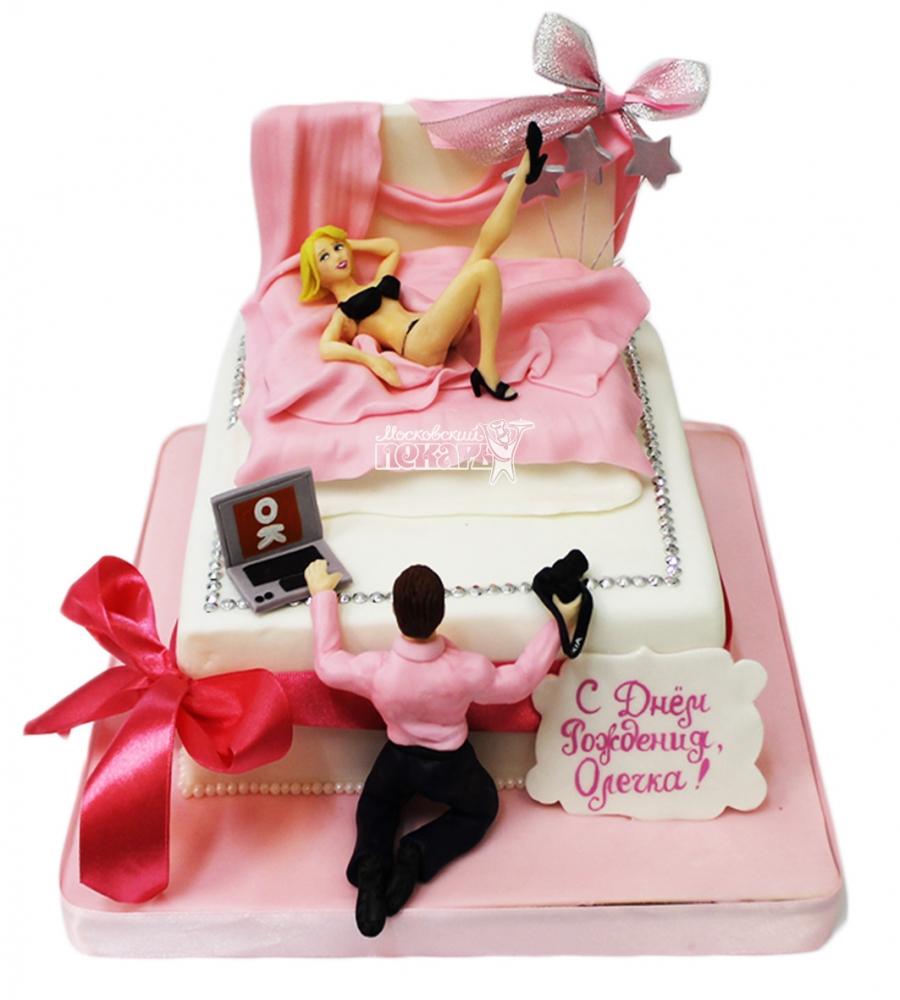 №4174 Торт девушке