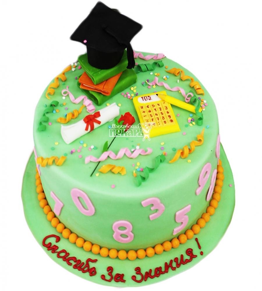 №4181 Торт на выпускной