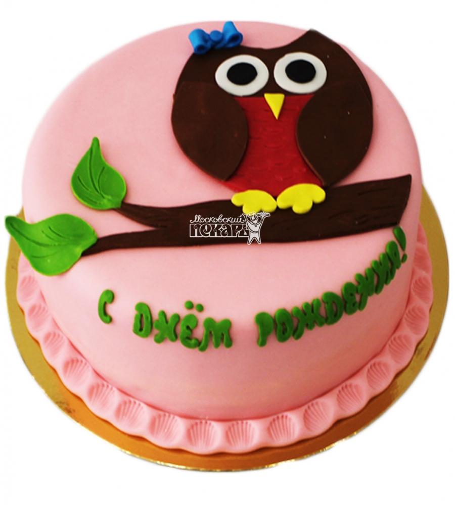 №4183 Торт сова