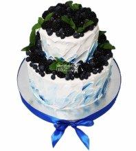 №4189 Торт с ягодами