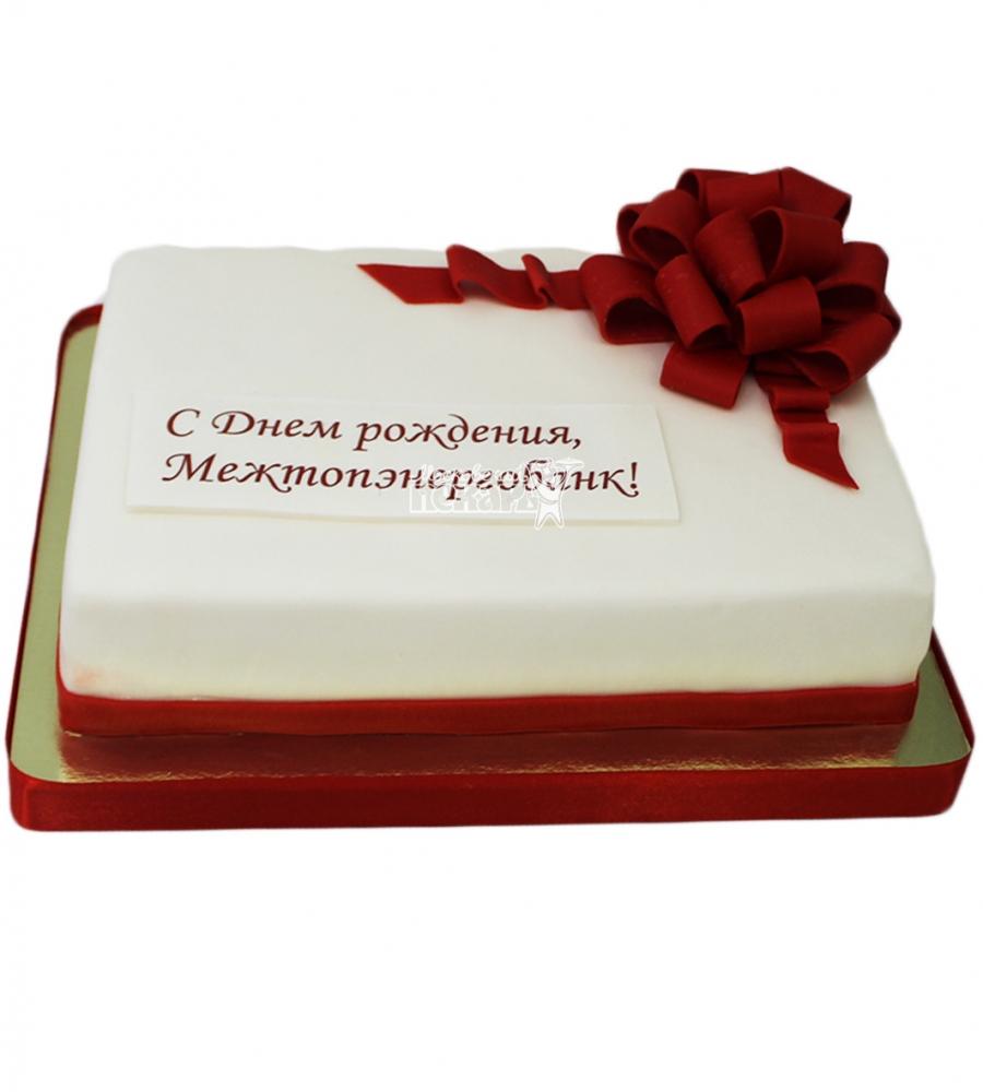 №4190 Корпоративный торт для
