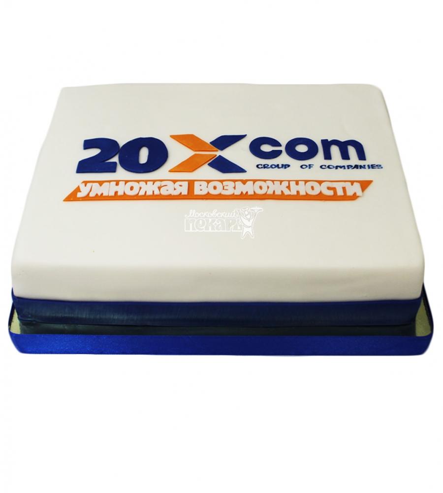 №4196 Корпоративный торт для