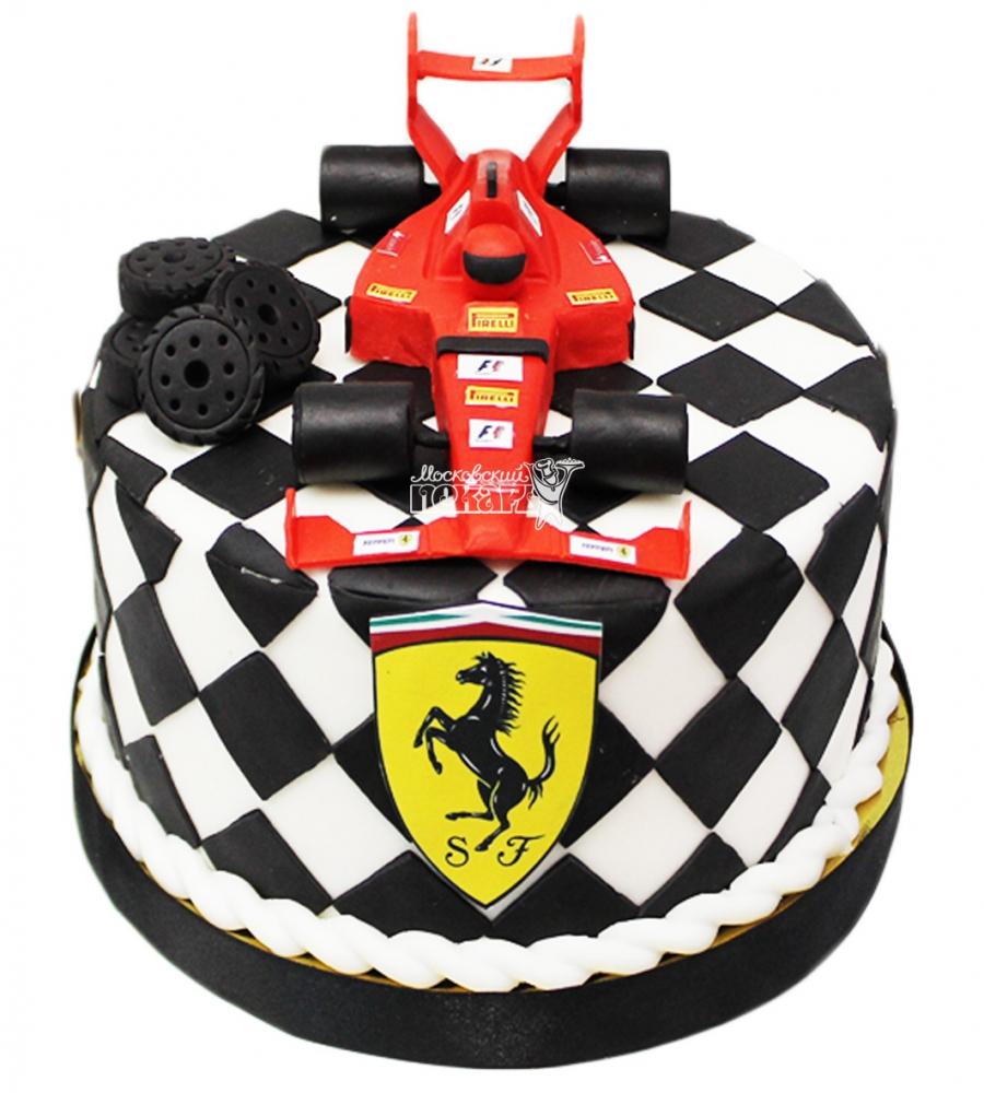 №4198 Торт Формула 1