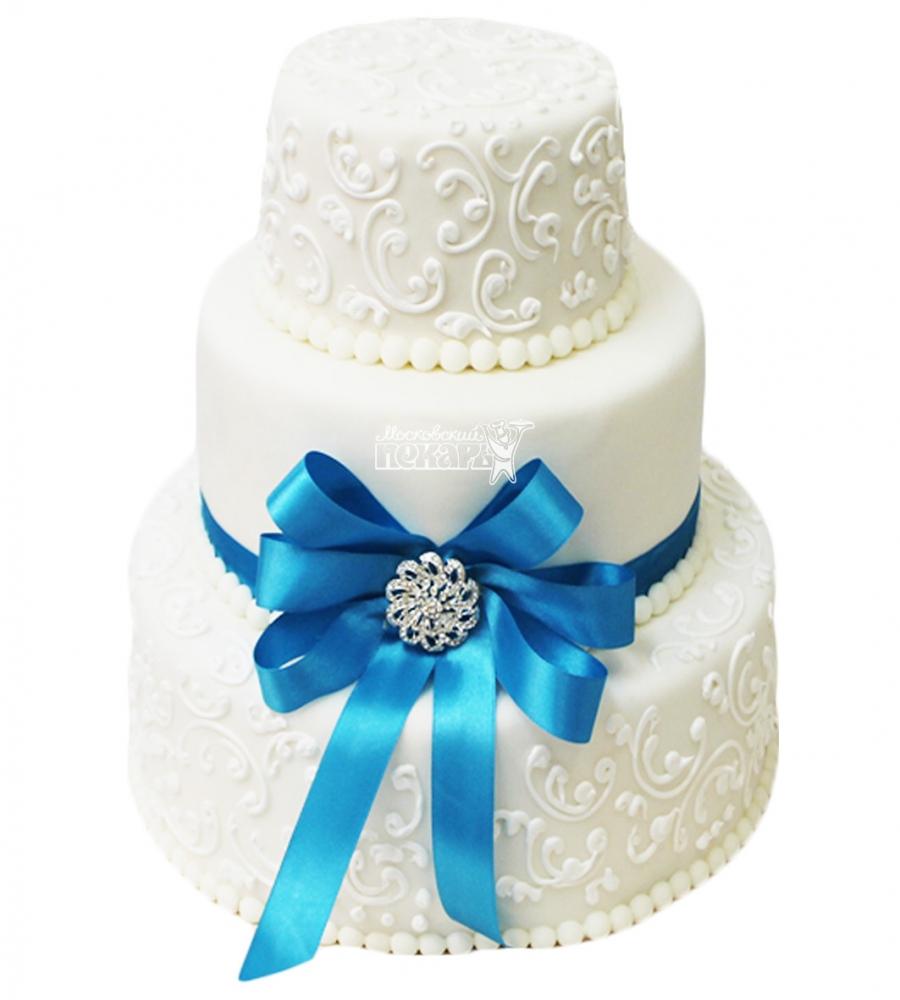 №4203 Свадебный торт