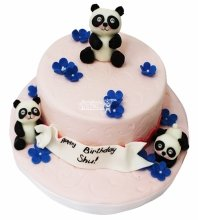 №4246 Торт панда