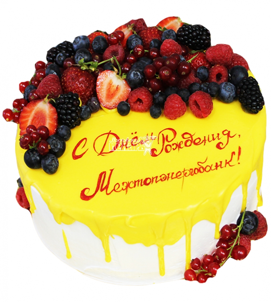 №4249 Корпоративный торт для