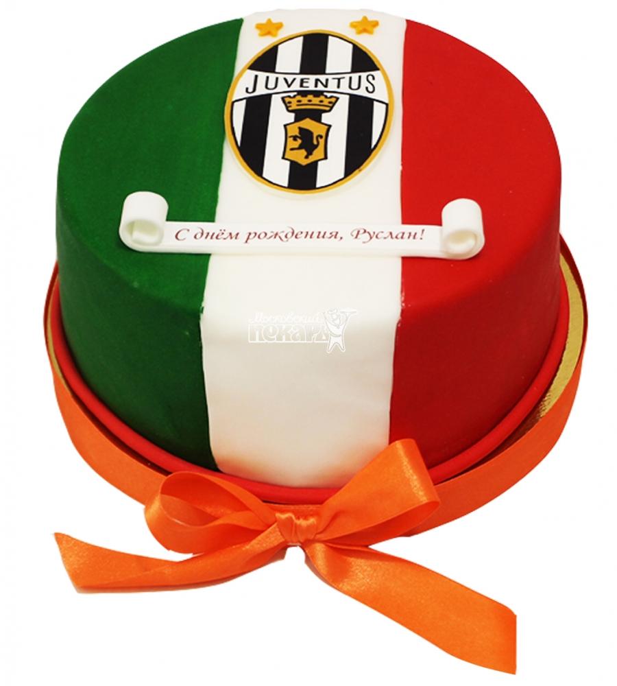 №4251 Торт Ювентус (Juventus)