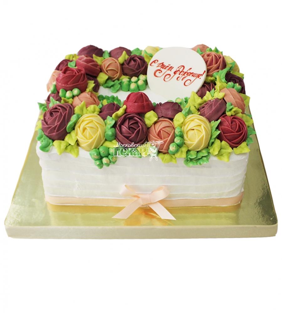 №4261 Торт на День Рождения