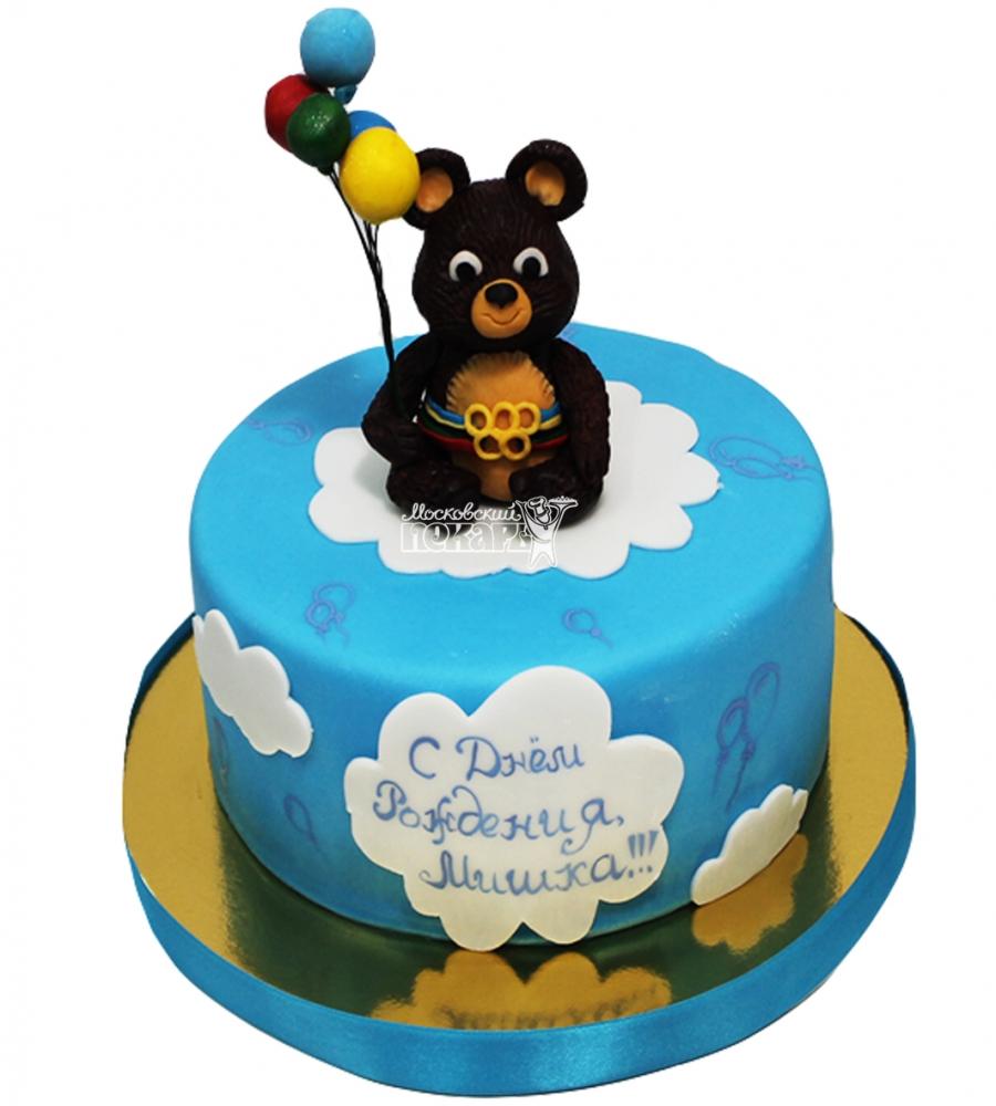 №4268 Торт Мишка