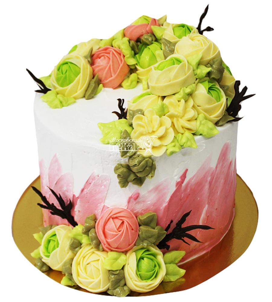 №4269 Свадебный торт