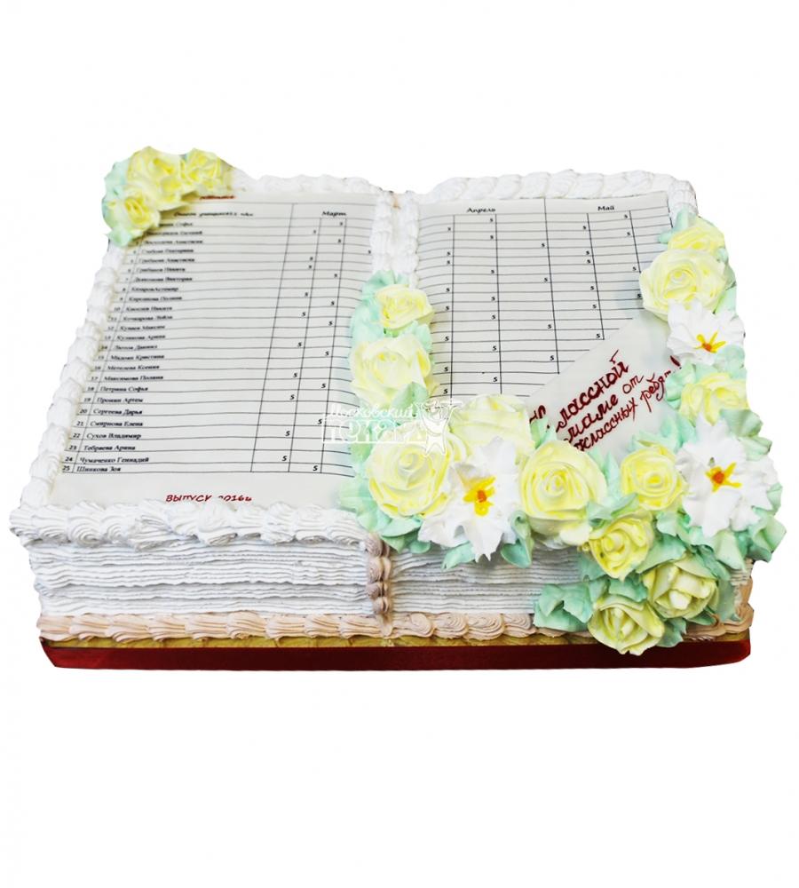 №4279 Торт на выпускной