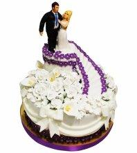 №4283 Свадебный торт