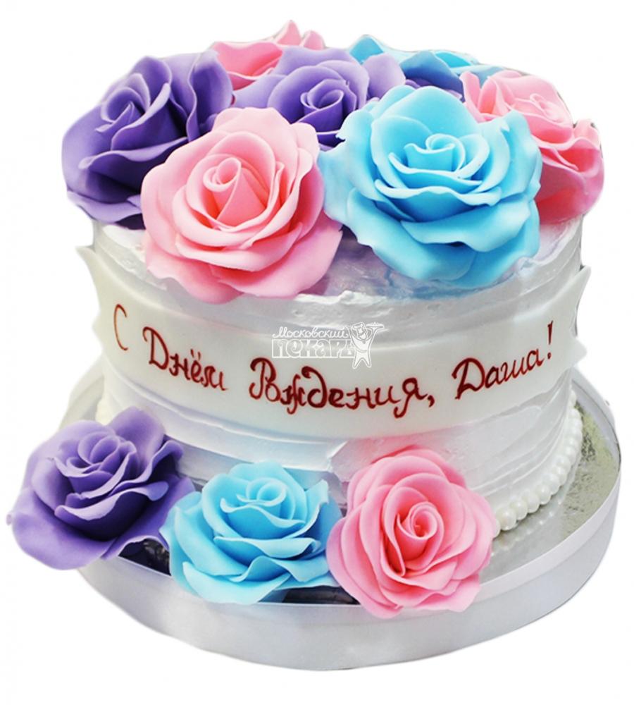 №4316 Торт на День Рождения