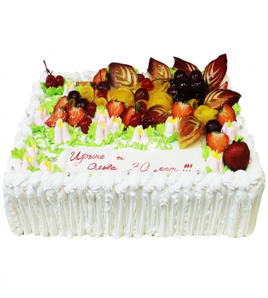№4317 Торт на День Рождения