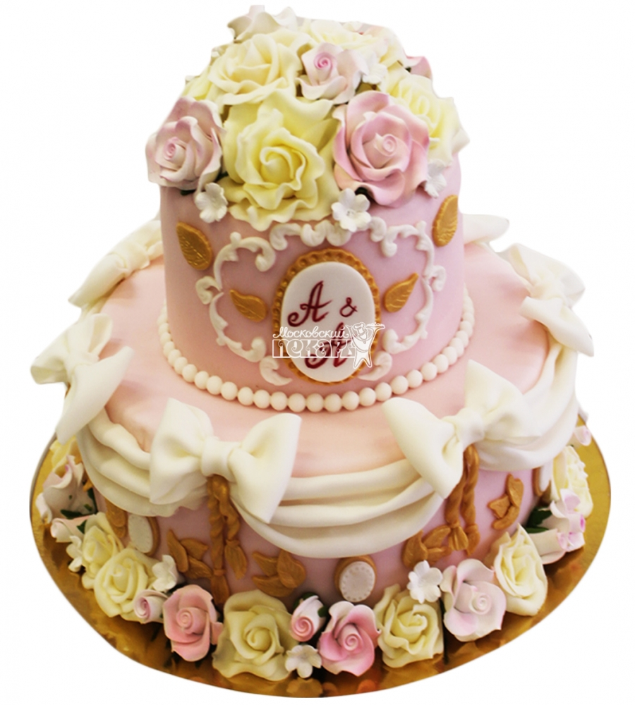 №4318 Свадебный торт