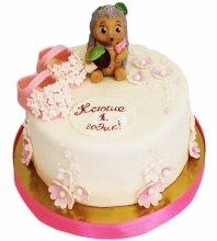 №4322 Торт на 1 годик