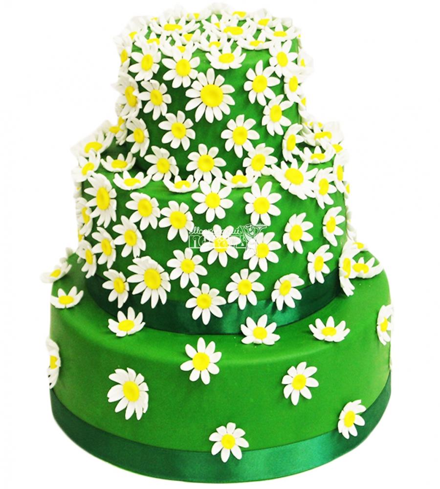 №4323 Свадебный торт