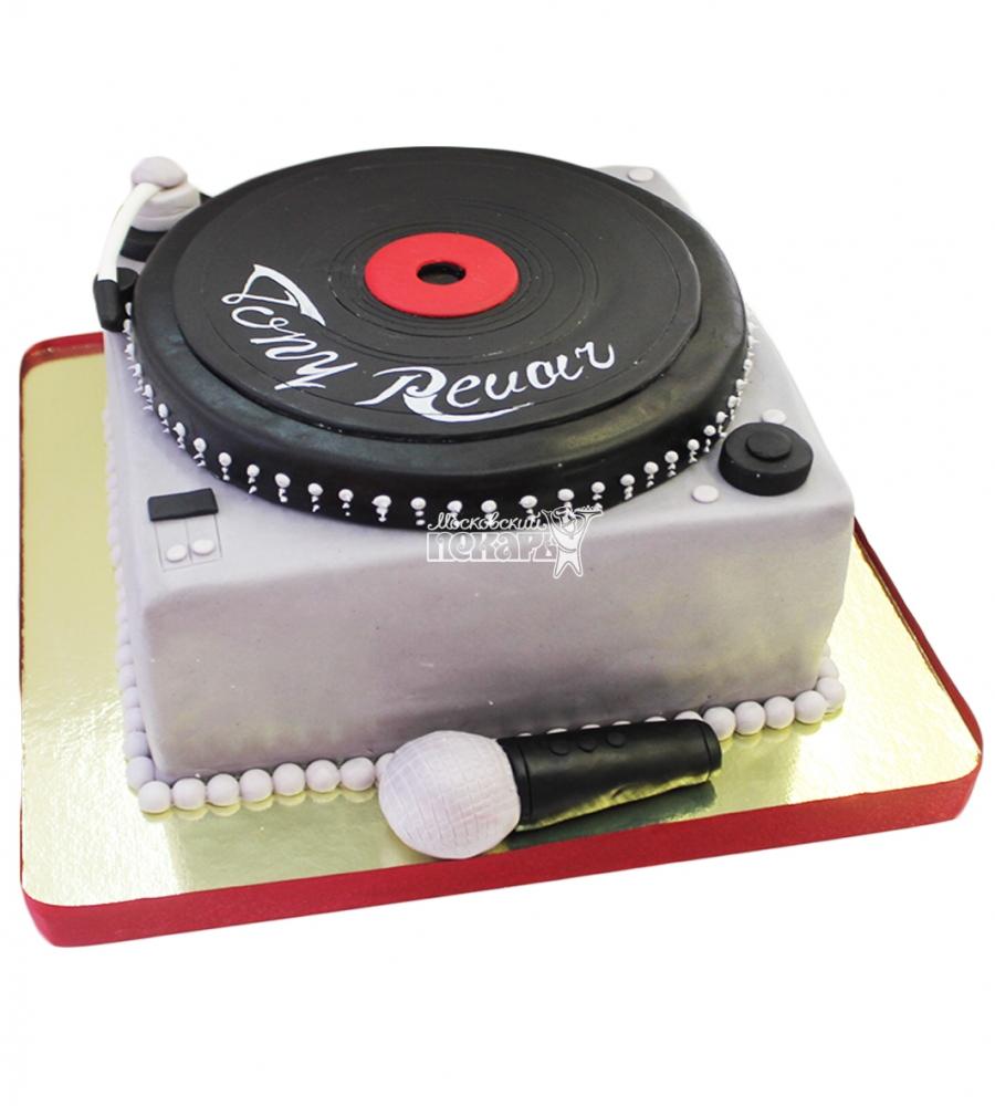 №4330 Торт Диджею