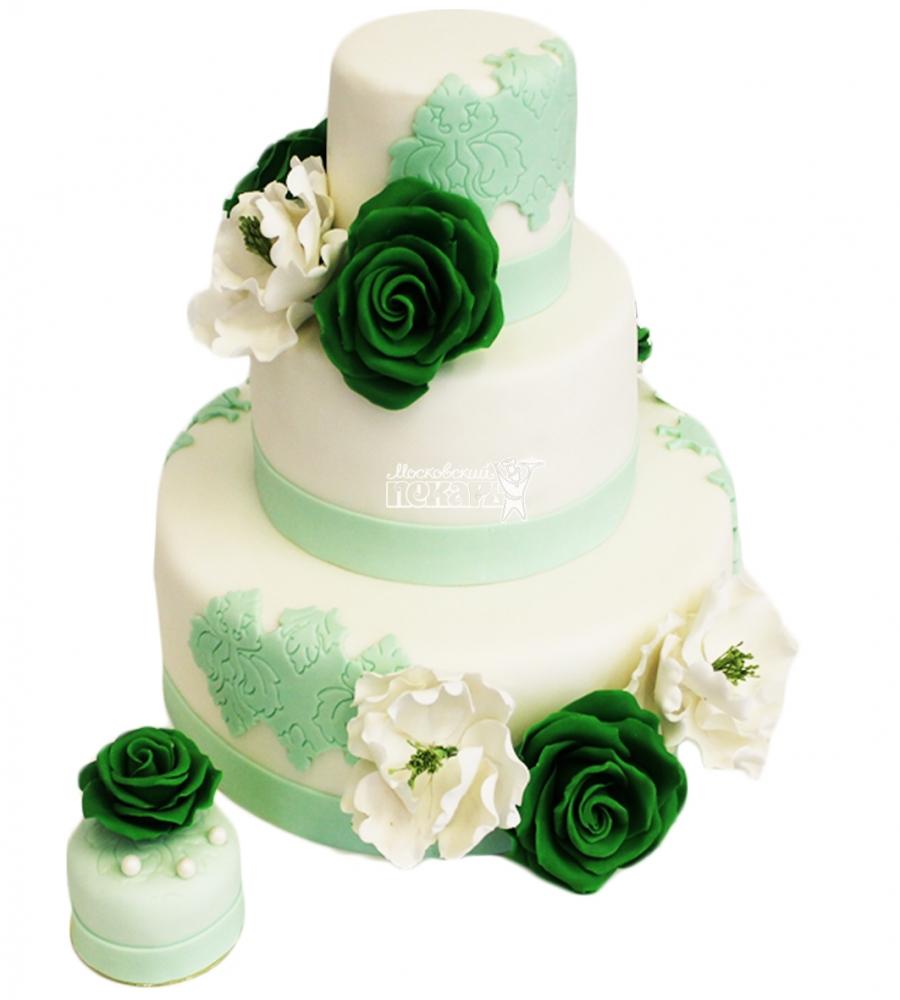 №4334 Свадебный торт