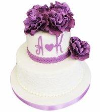 №4336 Свадебный торт