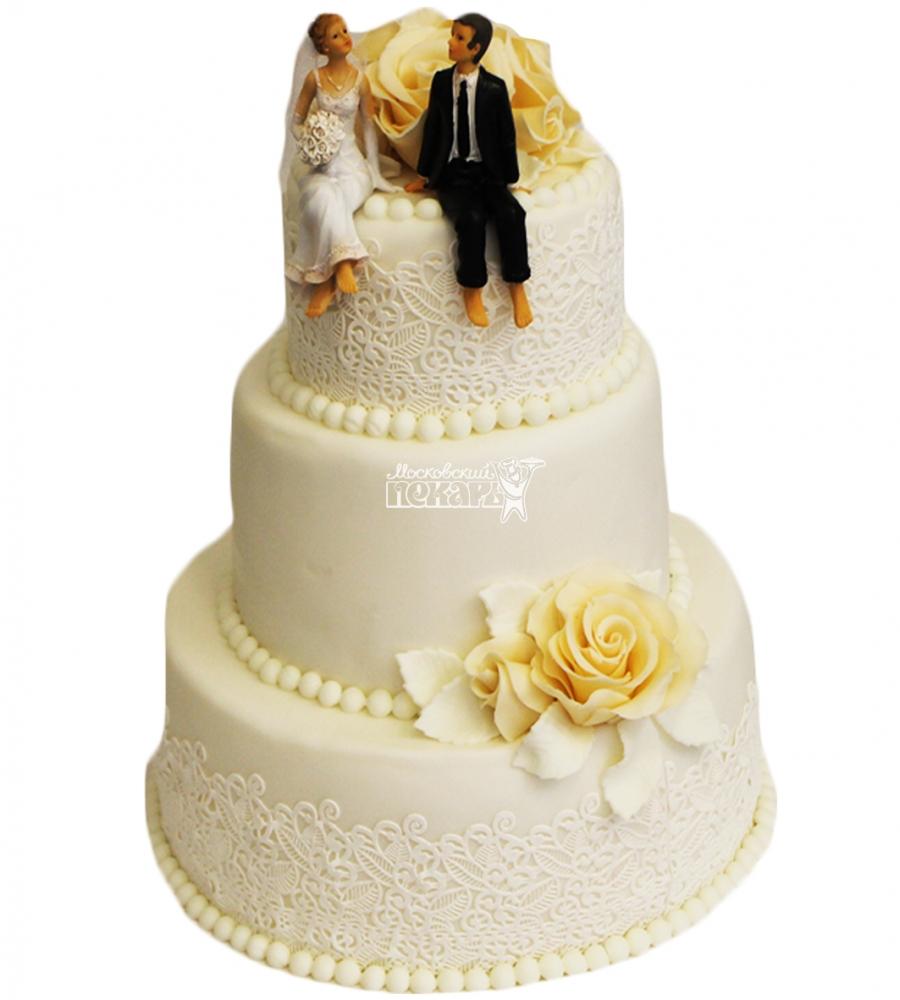 №4337 Свадебные торты