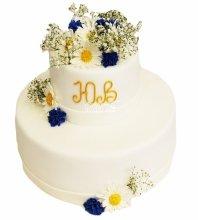 №4339 Свадебный торт