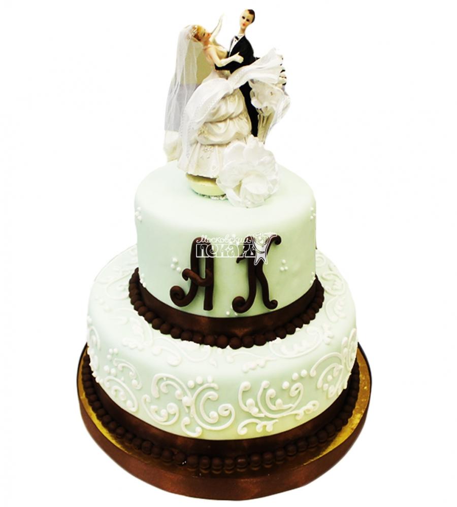 №4341 Свадебный торт