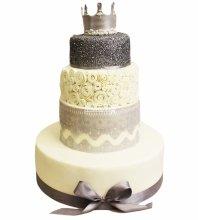 №4342 Свадебный торт
