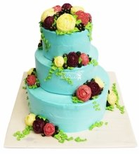 №4343 Свадебный торт