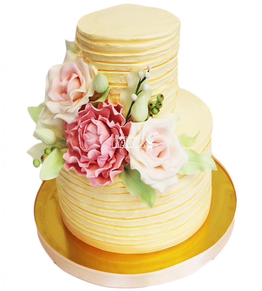 №4360 Свадебный торт