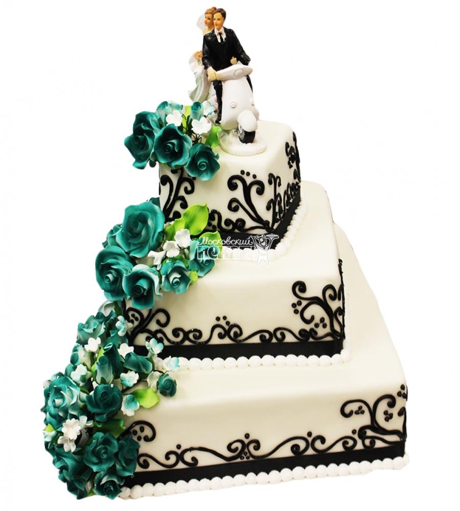 №4366 Свадебные торты
