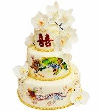 №4368 Свадебный торт