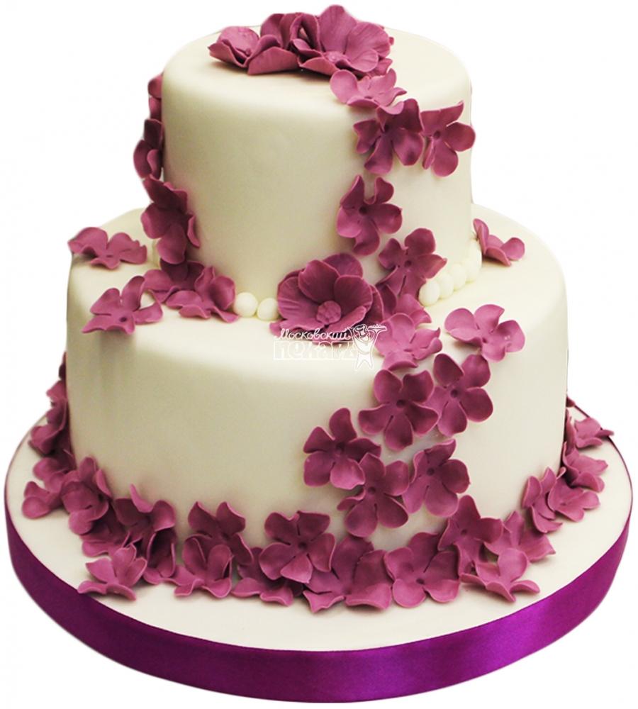 №4370 Свадебный торт