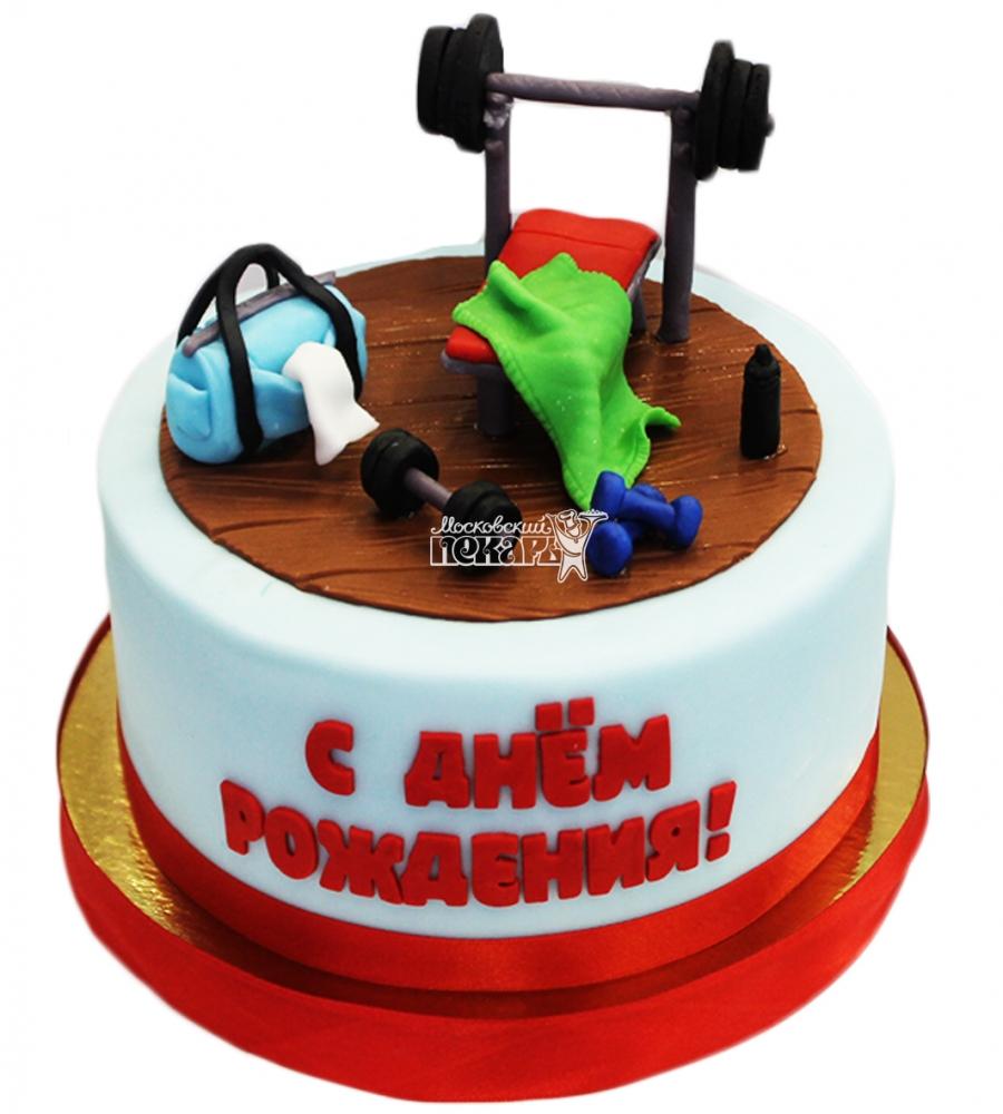 №4374 Торт Фитнес