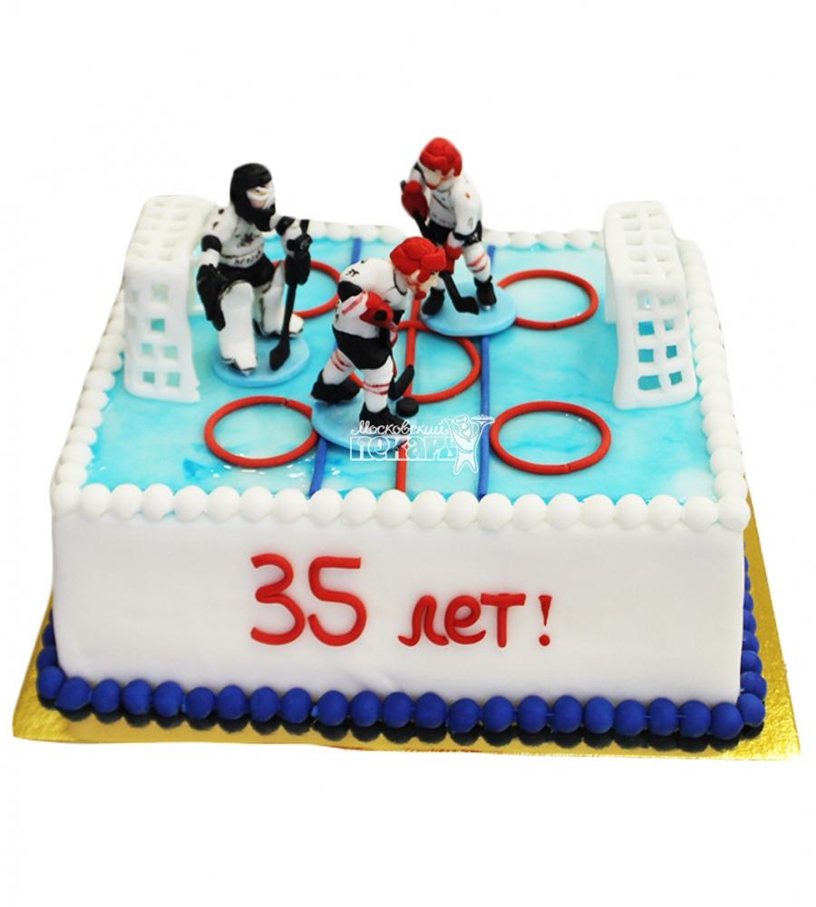 №4375 Торт Хоккей