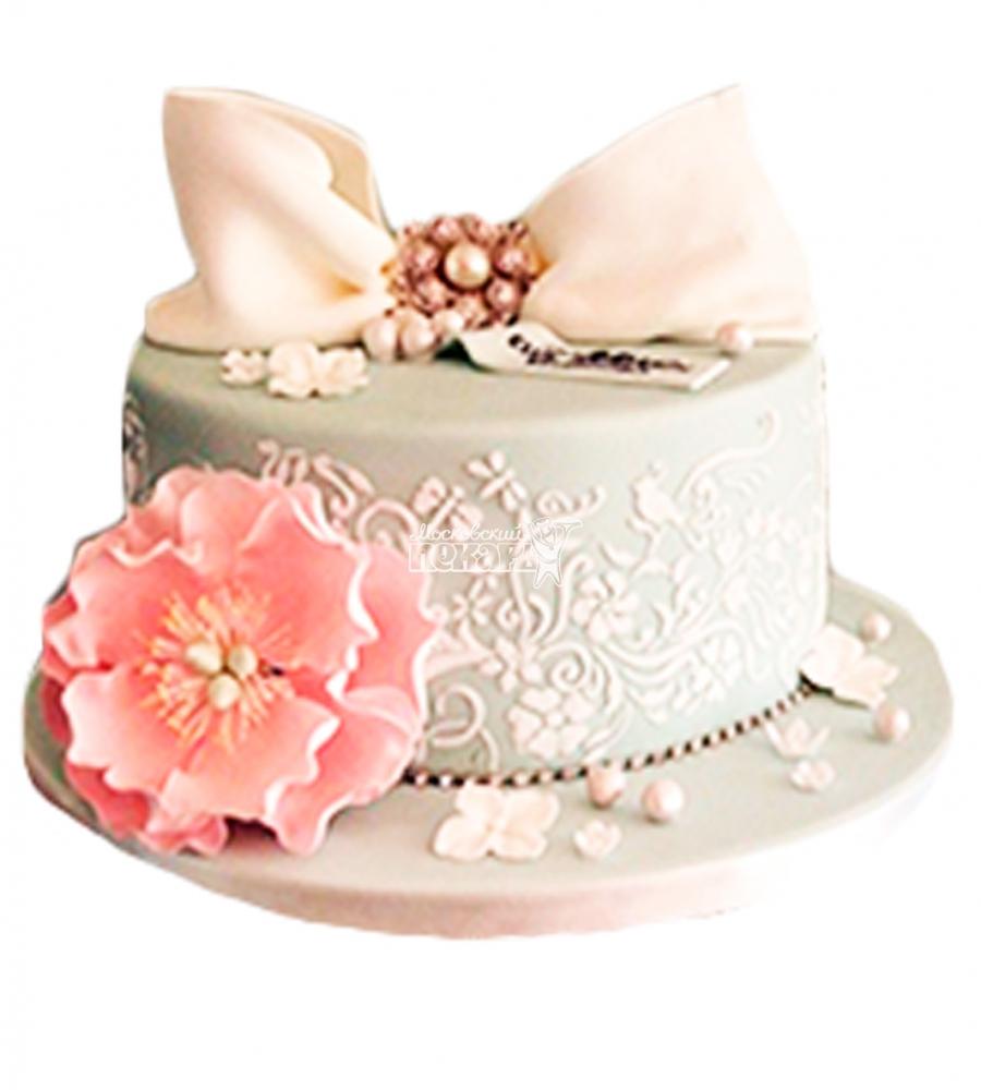 №4378 Свадебный торт