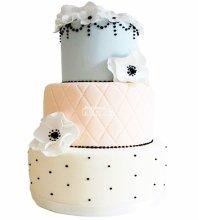 №4379 Свадебный торт
