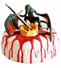 №4382 Торт Игры Престолов