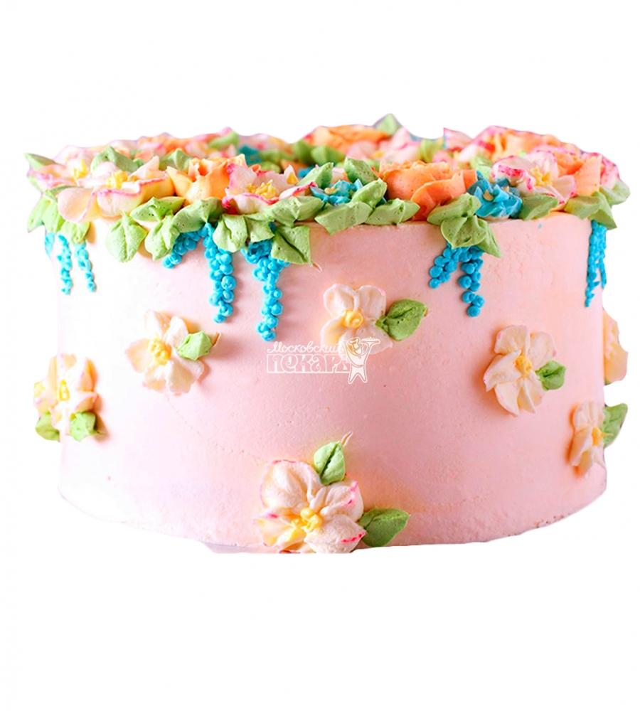 №4383 Торт на День Рождения