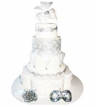 №4384 Свадебный торт