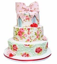 №4385 Свадебный торт