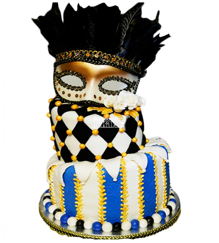 №4387 Свадебный торт