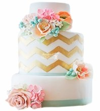№4391 Свадебный торт